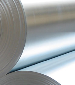zinc rolled sections